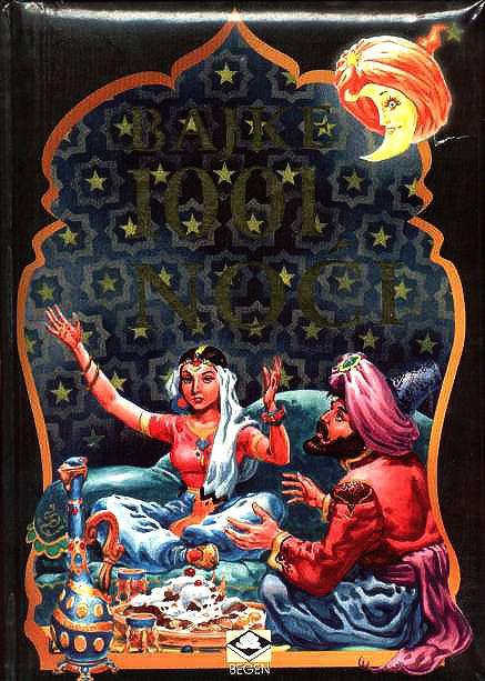 Bajke 1001 noći (knjiga)