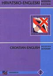 Hrvatsko-engleski moderni rječnik