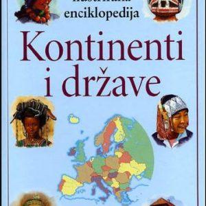 Dječje ilustrirane enciklopedije - Kontinenti i države