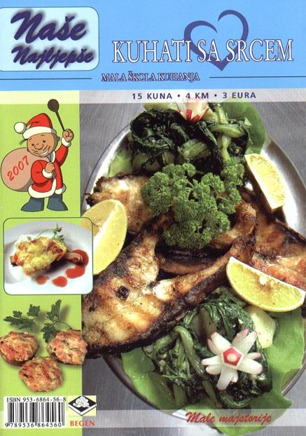 Kuhati sa srcem - mala škola kuhanja