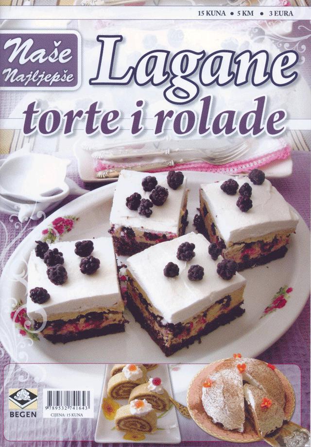 Lagane torte i rolade