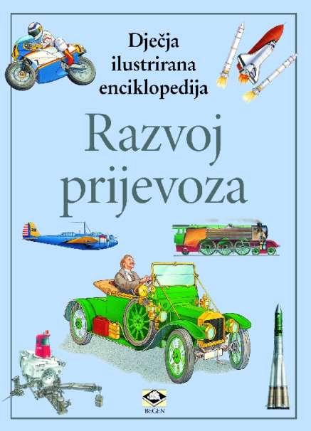 Dječje ilustrirane enciklopedije - Razvoj prijevoza