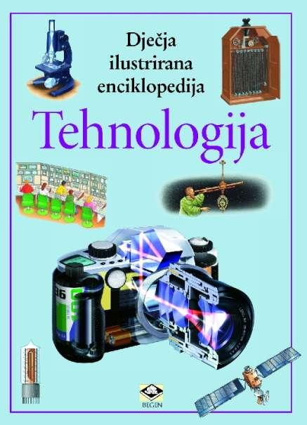 Dječje ilustrirane enciklopedije - Tehnologija