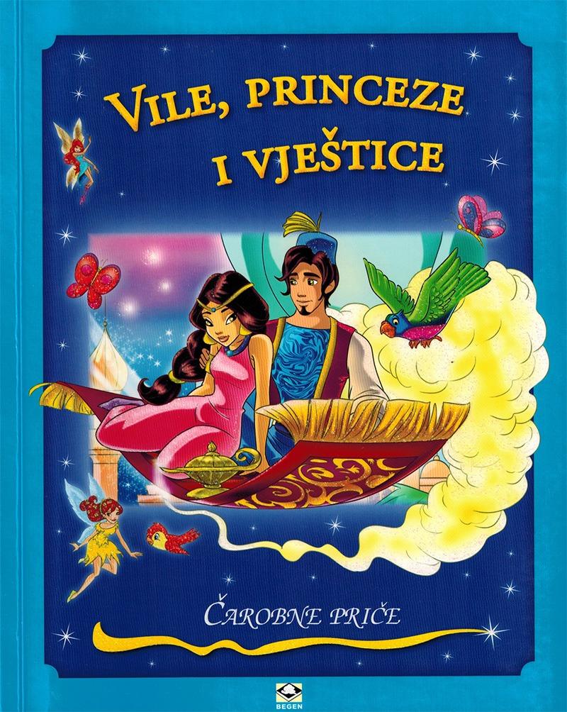 Vile princeze i vještice