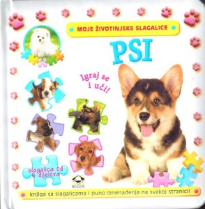Moje životinjske slagalice PSI 001
