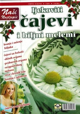 Ljekoviti čajevi biljni melemi