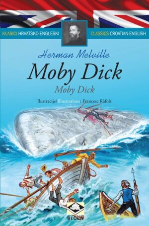 Klasici dvojezični - Moby Dick/Moby Dick