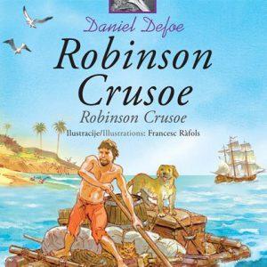 Klasici dvojezični - Robinson Crusoe/Robinson Crusoe