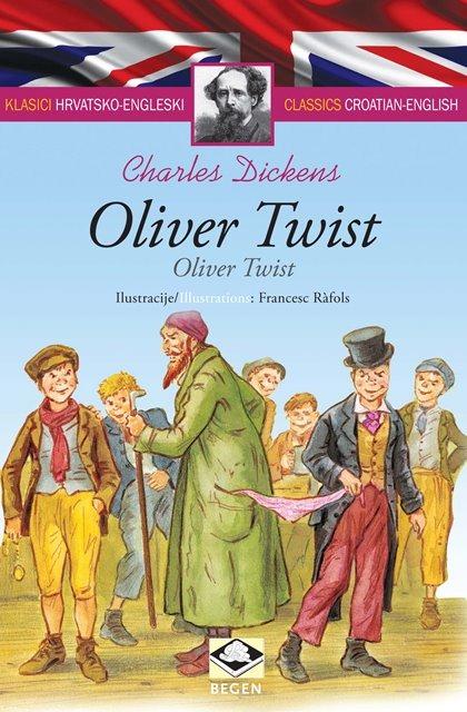 Klasici dvojezični - Oliver Twist/Oliver Twist