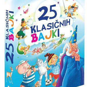 25 klasičnih bajki