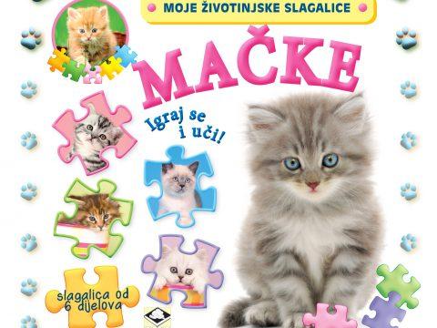 Slikovnice sa slagalicama mačke