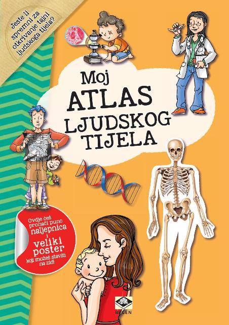 Moj atlas ljudskog tijela