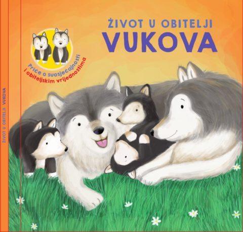 Život u obitelji vukova
