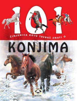 101 činjenica o konjima
