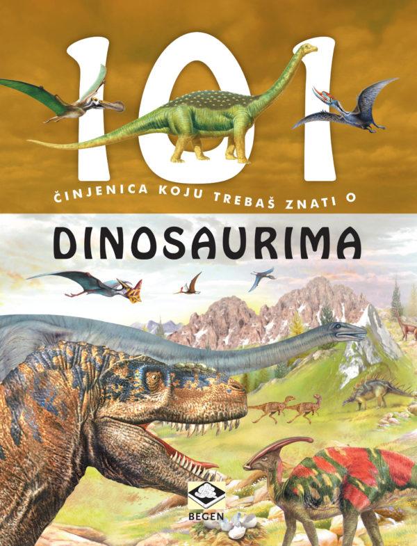 101 činjenica o dinosaurima