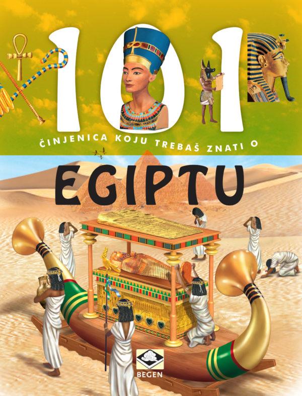 101 činjenica o Egiptu