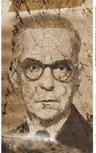 Ivo Andrić bookmarker