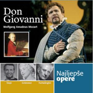 NAJLJEPŠE OPERE – Don Giovanni