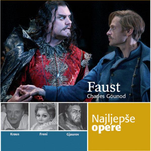 NAJLJEPŠE OPERE – Faust