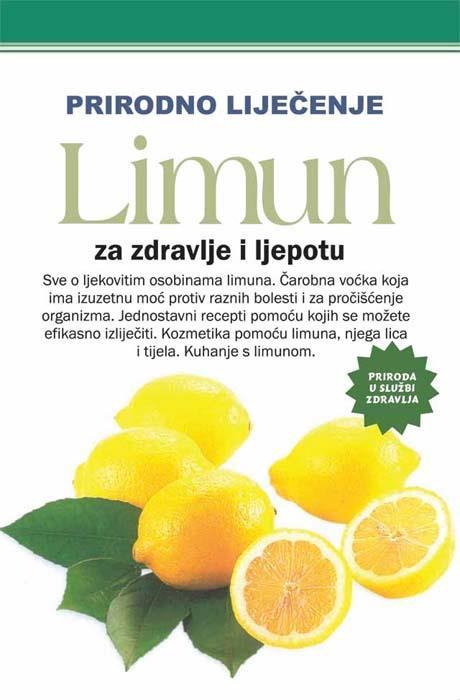 Limun - prirodno liječenje za zdravlje i ljepotu