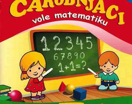 MALI ČAROBNJACI - Vole matematiku 2