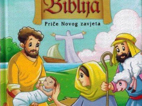 Moja prva Biblija - Novi zavjet