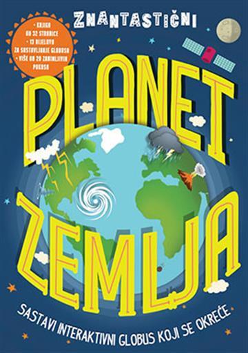 Planet zemlja - globus - edukacija djece