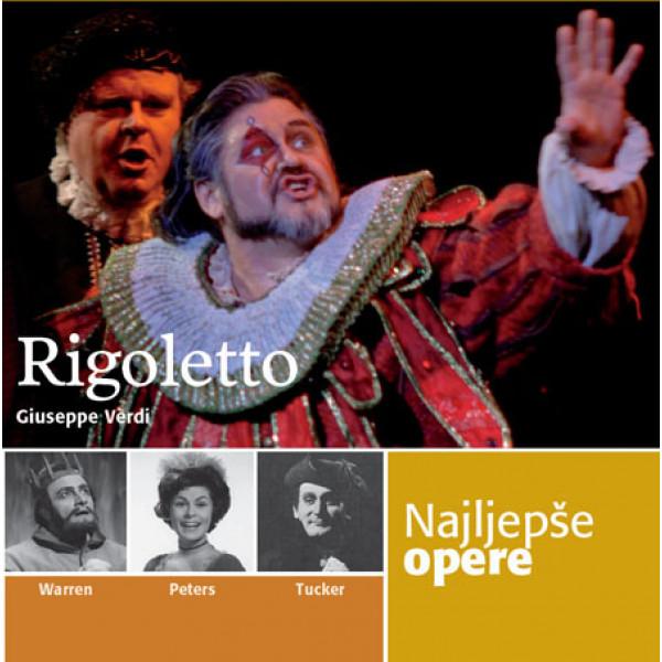 Najljepše opere Rigoletto