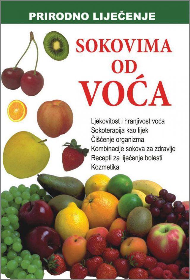 Sokovima od voća - prirodno liječenje
