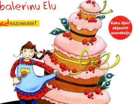 Torta za balerinu Elu