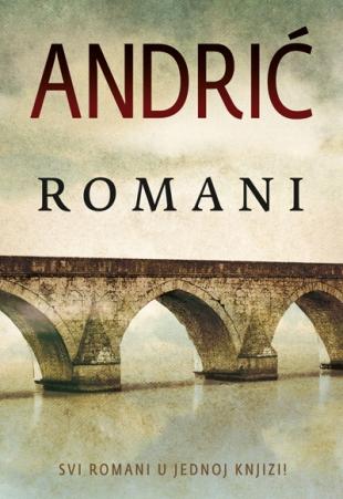 Romani - Ivo Andrić - knjiga