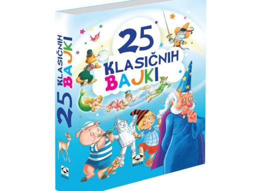 25 klasicnih bajki