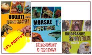 Komplet serijal životinje