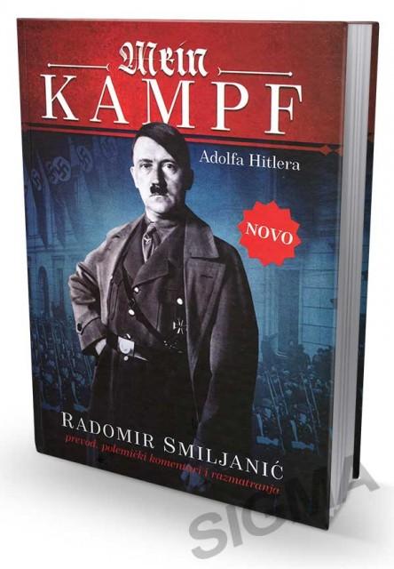Mein Kampf, Adolfa Hitlera, Radomir Smiljanić