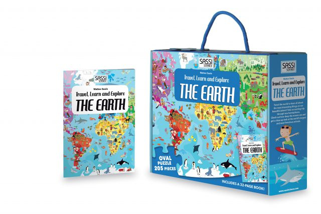 Puzzle The Earth
