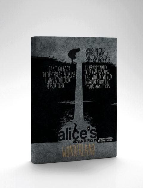 Alisa u zemlji čudesa rokovnik