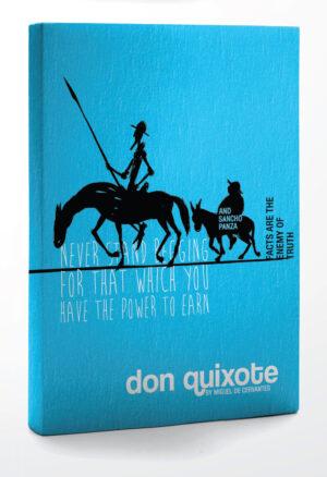 Rokovnik Don Quixote Publikum Art