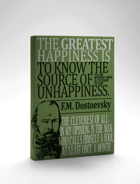 Notebook - Dostoevsky