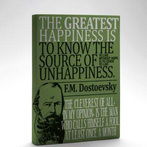 Notebook - Dostoevsky