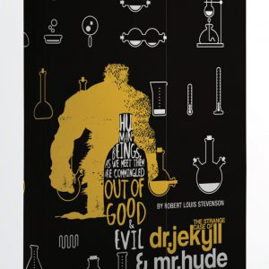 Notebook - Dr.Jekyll Mr Hyde