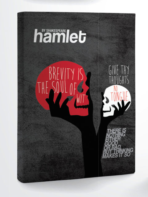 Rokovnik Hamlet Publikum ARt