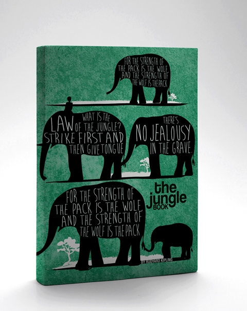 PublikumArt Jungle book