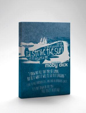 Rokovnik Moby Dick Publikum ARt
