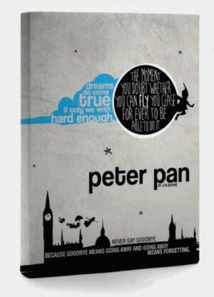 PublikumArt rokovnik Peter Pan