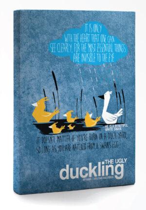 Rokovnik The ugly duckling Publikum Art
