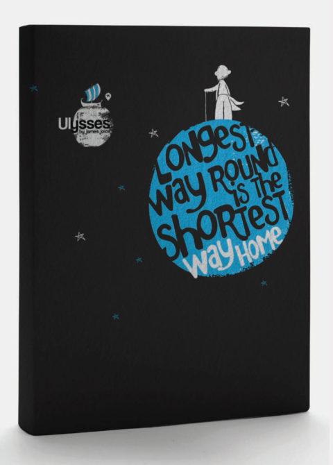 Notebook - Ulysses PublikumArt