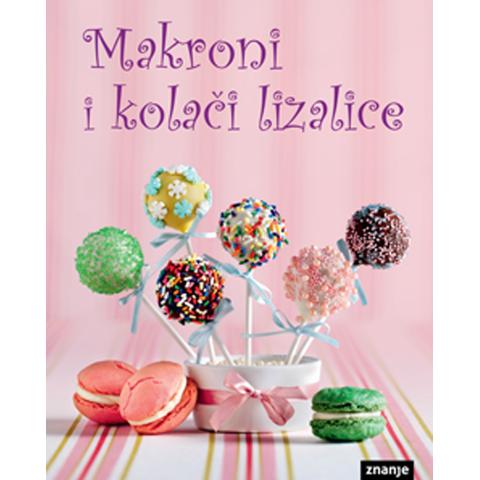 Makroni i kolači lizalice