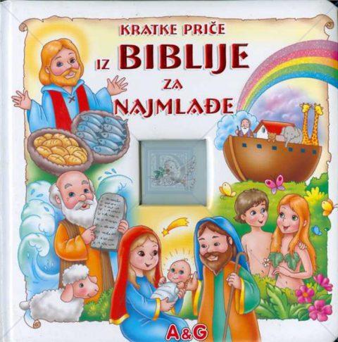Kratke priče iz Biblije