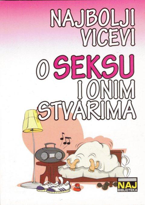 VICEVI O SEKSU I ONIM STVARIMA
