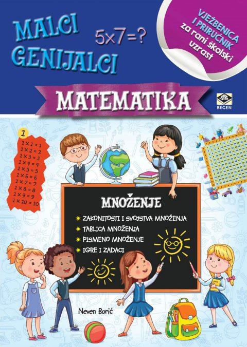 matematika množenje